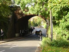 Jacklyns Lane Bridge - Pedestrian Danger